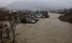 Φονική κακοκαιρία πλήττει την Αλβανία – Τουλάχιστον ένας νεκρός