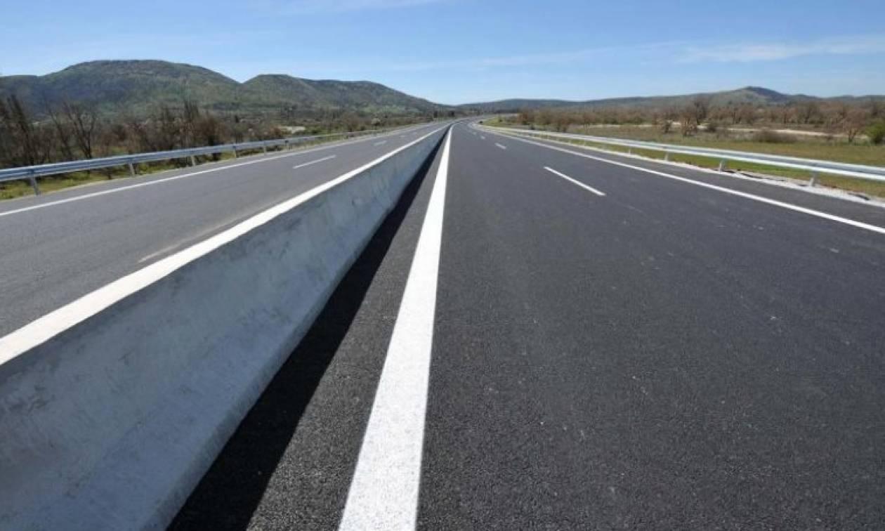 Προσοχή: Κυκλοφοριακές ρυθμίσεις στην Εθνική Οδό Θεσσαλονίκης – Έδεσσας – Φλώρινας