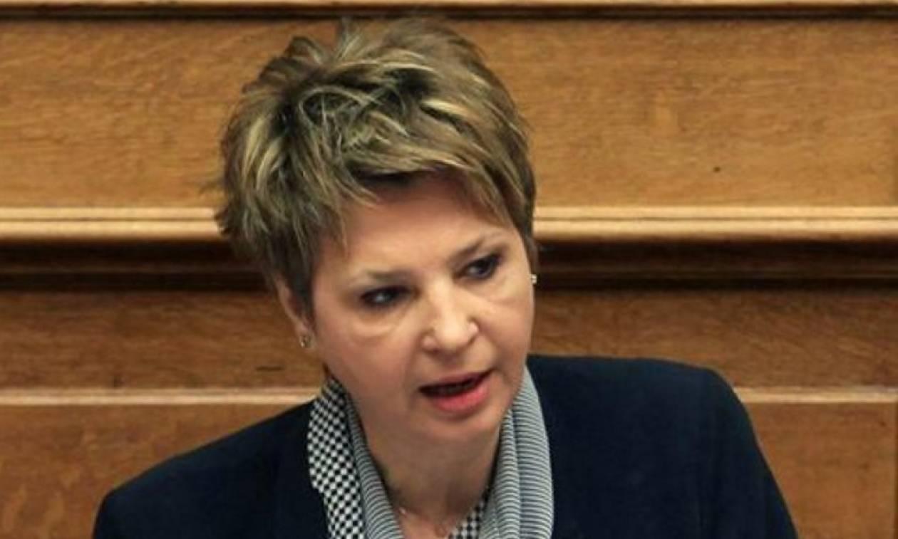 Όλγα Γεροβασίλη: Η χώρα στην τελική ευθεία εξόδου από τα μνημόνια