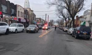 Αυτοκίνητο «θέρισε» πεζούς στη Νέα Υόρκη: Ένας νεκρός και πέντε τραυματίες (pics)