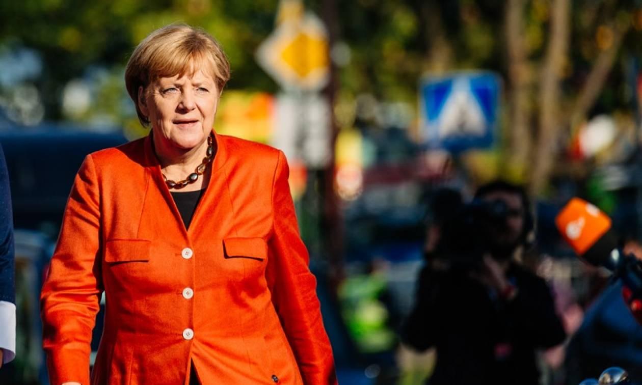 Μέρκελ: Πριν τα Χριστούγεννα η διερευνητική συζήτηση με τους Σοσιαλδημοκράτες