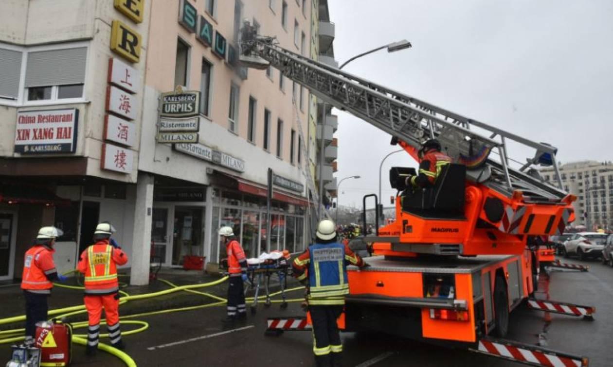 Τραγωδία στη Γερμανία: Πυρκαγιά σε συγκρότημα κατοικιών - Τουλάχιστον τέσσερις νεκροί