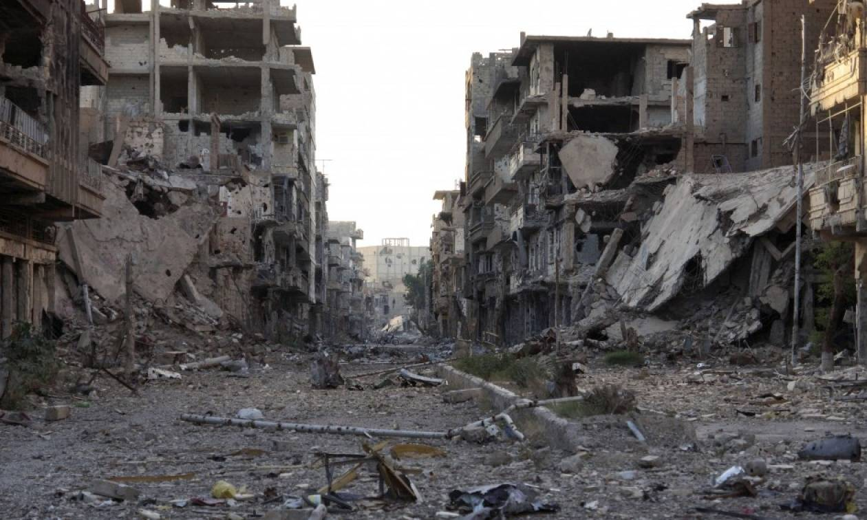 Συρία: Τουλάχιστον 25 άμαχοι νεκροί σε αεροπορικές επιδρομές