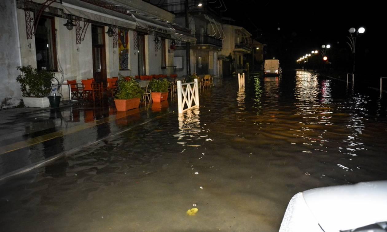 Αιτωλοακαρνανία: Ξεκίνησε η καταγραφή των ζημιών της κακοκαιρίας