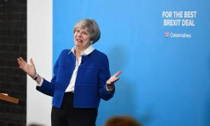 Στην τελική φάση μπαίνει το Brexit - Κρίσιμη συνάντηση για την Τερέζα Μέι στις Βρυξέλλες