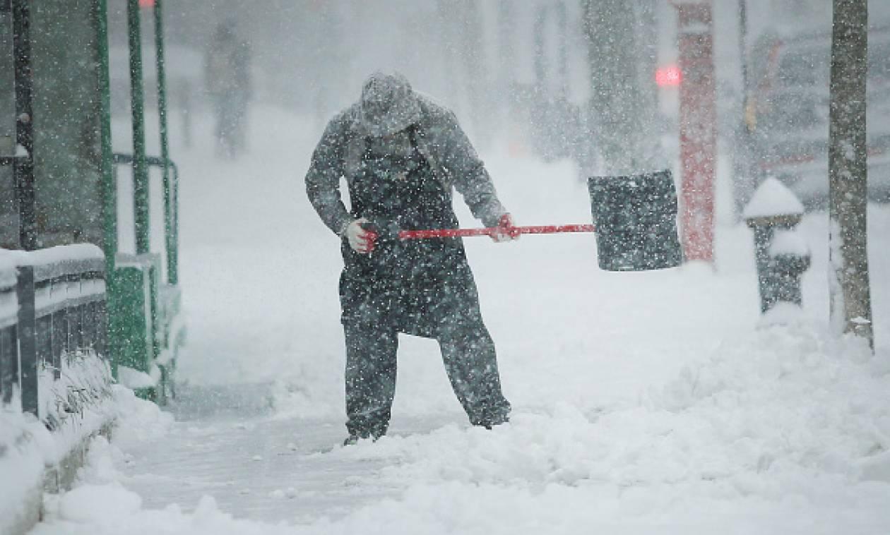 Καιρός τώρα: Έρχεται ψυχρή εισβολή από σήμερα (04/12) - Χιόνια και καταιγίδες (pics)