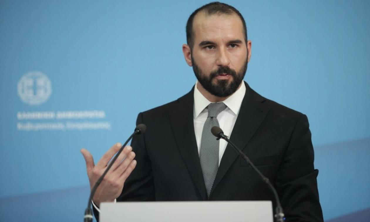 Τζανακόπουλος: Για πρώτη φορά ολοκλήρωση της αξιολόγησης χωρίς ούτε ένα ευρώ παραπάνω