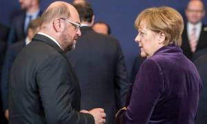 Ραγδαίες πολιτικές εξελίξεις στη Γερμανία: Συνομιλίες SPD με τους Χριστιανοδημοκράτες της Μέρκελ