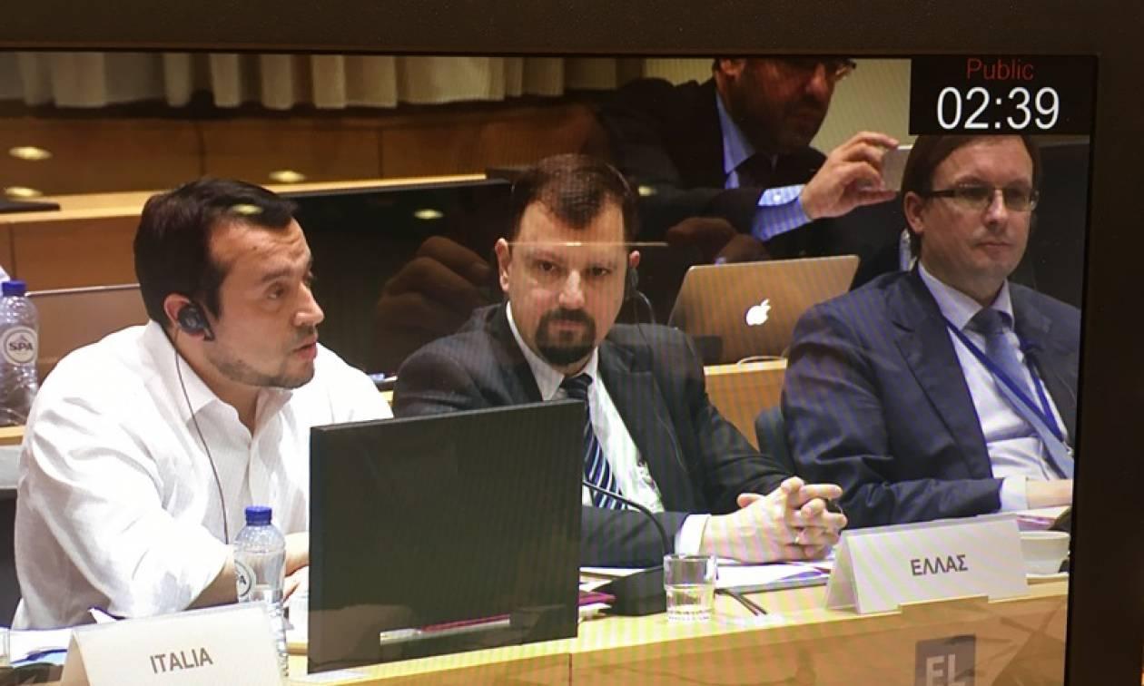 Στη Σύνοδο υπουργών Τηλεπικοινωνιών της ΕΕ ο Νίκος Παππάς