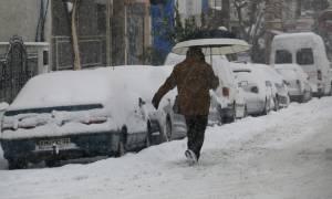 Καιρός ΤΩΡΑ - «Βόμβα» Καλλιάνου: Έρχονται χιόνια και τσουχτερό κρύο την Τρίτη και την Τετάρτη
