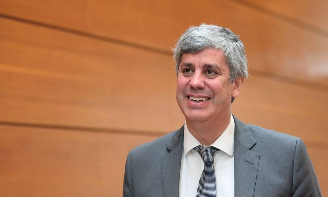 Ο Πορτογάλος Σεντένο νέος Πρόεδρος του Eurogroup (Vid)