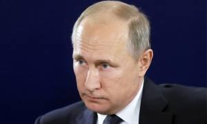 Путин: почти вся территория Сирии освобождена от террористов