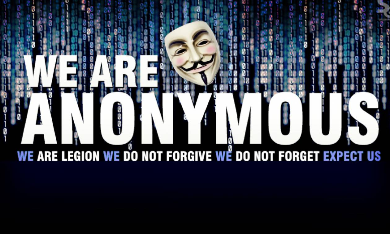 Anonymous: Βγάζουν στη φόρα τα στοιχεία παιδόφιλων απο την Ελλάδα