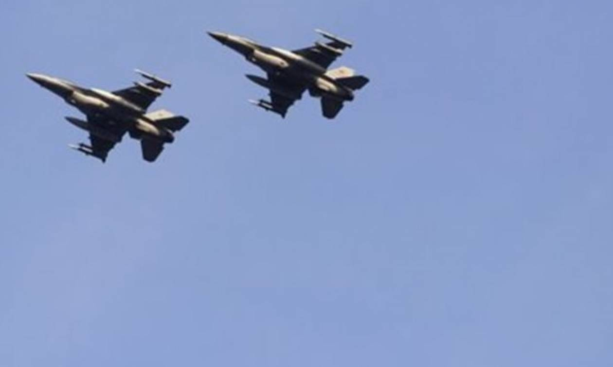 Ισραήλ: Μαχητικά έπληξαν στόχους κοντά στη Δαμασκό