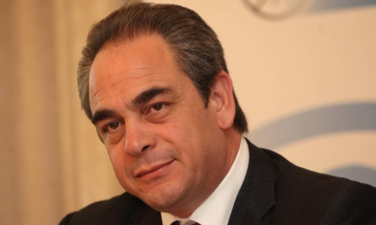 Ο Κωνσταντίνος Μίχαλος επανεκλέχθηκε πρόεδρος του ΕΒΕΑ