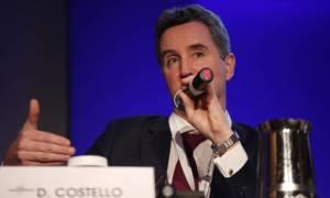 Κοστέλο: Βαθιά ριζωμένα προβλήματα θα παραμείνουν και μετά το Μνημόνιο