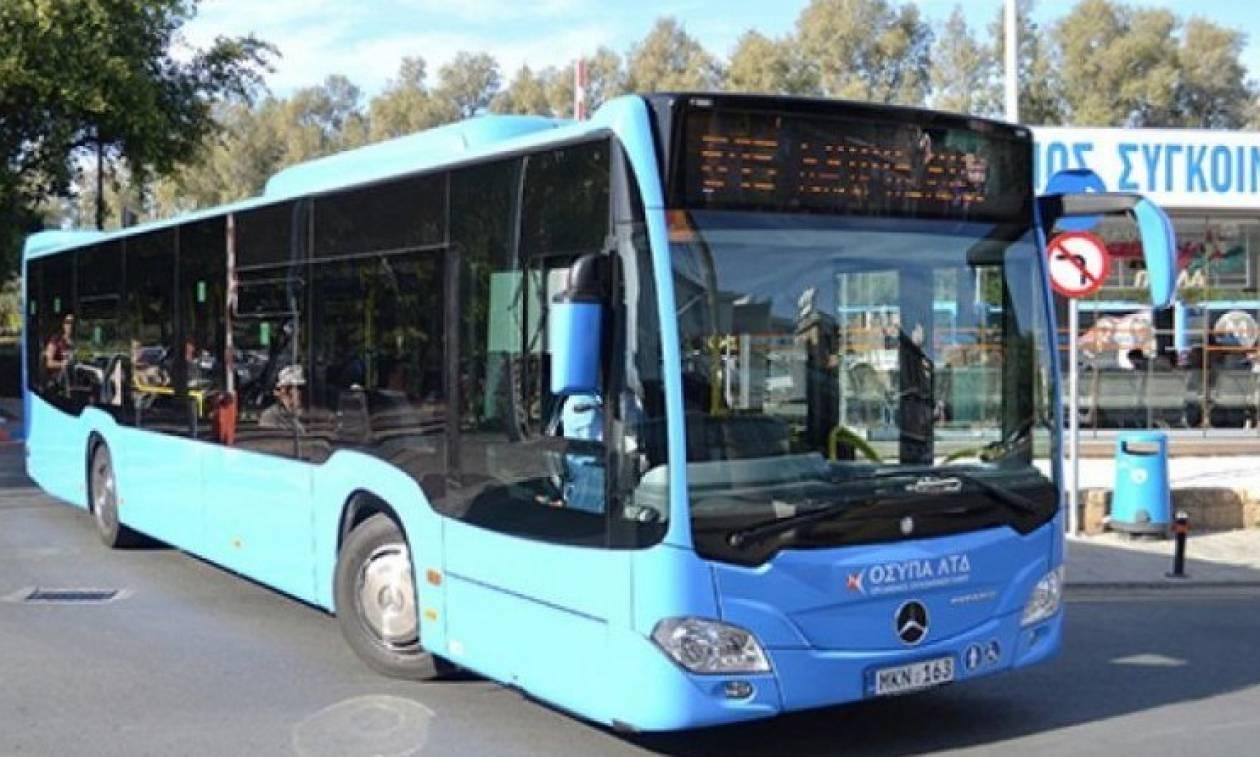 На Кипре водители автобусов Пафоса объявили бессрочную забастовку