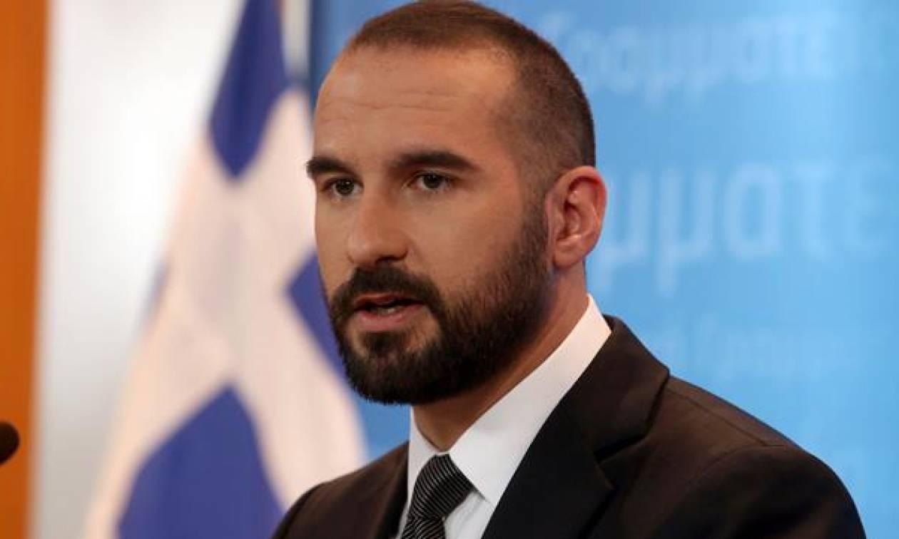 Τζανακόπουλος: Καμία λαϊκή κατοικία δεν πρόκειται να εκπλειστηριαστεί