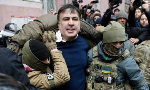 Πολιτική ένταση στην Ουκρανία: Διορία 24 ωρών στον Σαακασβίλι να παραδοθεί ειδάλλως... (Pics)