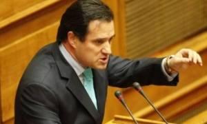 Άδωνις Γεωργιάδης: «Πόσο ξεφτίλες είστε; Το πρωί δεν κρατιόμουν να ψηφίσω για την απεργία»