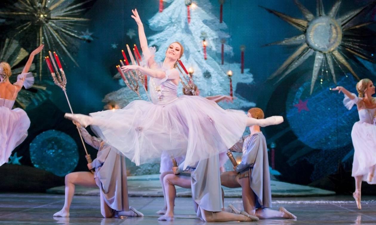 Τα 4 χορευτικά θεάματα στην Χριστουγεννιάτικη Αθήνα