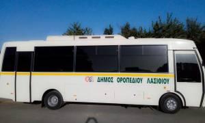 Λασίθι : Σύστημα ηλεκτρονικού εντοπισμού εγκατέστησε στα οχήματά του ο δήμος Οροπεδίου