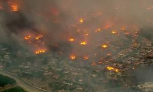ΗΠΑ: Φονικές πυρκαγιές στο Λος Άντζελες - Χιλιάδες άνθρωποι εγκατέλειψαν τα σπίτια τους (vids)