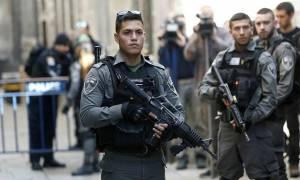 Συναγερμός στη Ιερουσαλήμ: Απαγορεύθηκαν οι μετακινήσεις Αμερικανών στην Παλιά Πόλη