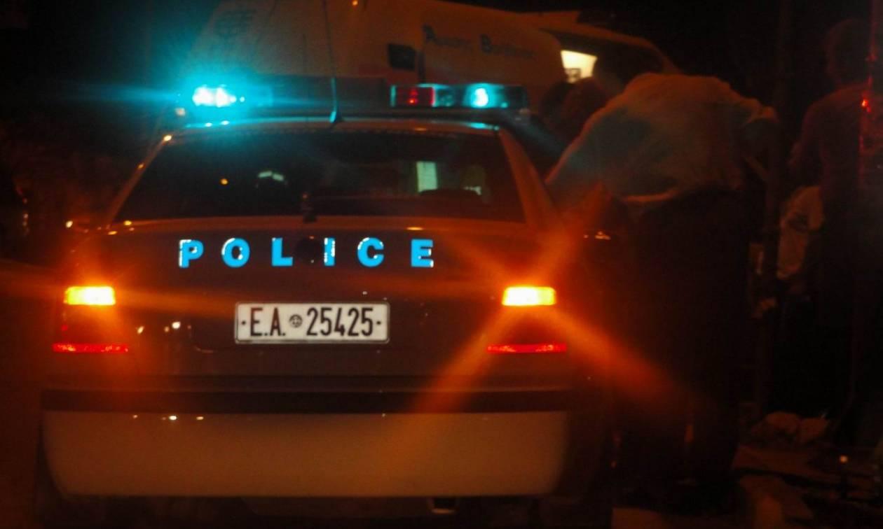 Θρίλερ στο κέντρο της Πάτρας: Κυκλοφορούσε με μαχαίρι και απειλούσε να αυτοκτονήσει (vid)
