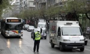 Κυκλοφοριακές ρυθμίσεις σήμερα (6/12) στη Θεσσαλονίκη