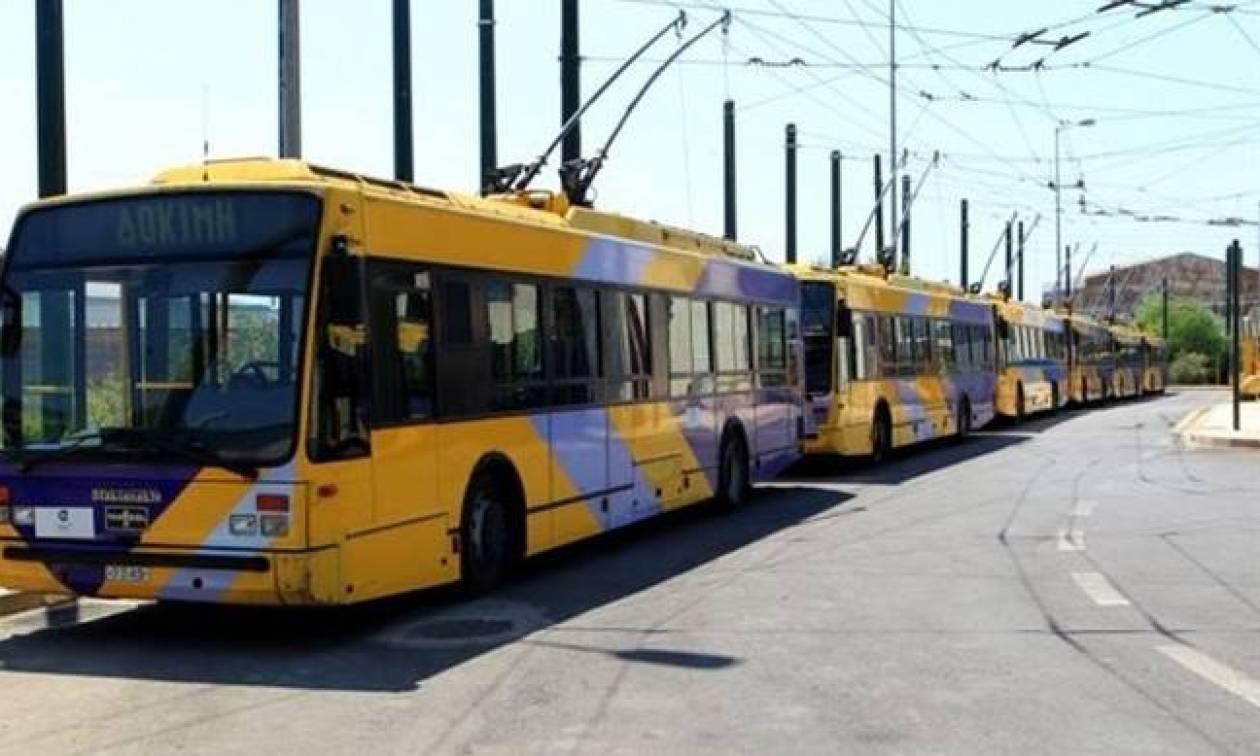 Αλλαγές στα δρομολόγια λεωφορείων, τρόλεϊ και τραμ μέχρι την Παρασκευή