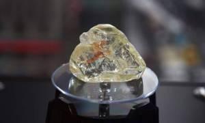 Τιμή-ρεκόρ για το «διαμάντι της ειρήνης» από την Σιέρα Λεόνε