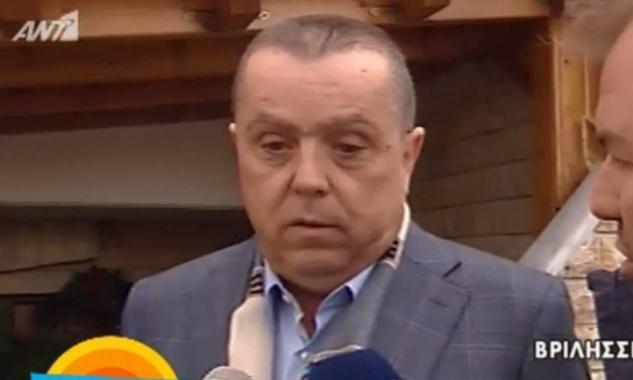 Ο εκδότης που βρήκε τη χειροβομβίδα στο σπίτι του αποκαλύπτει: Υποψιάζομαι ποιοι είναι οι δράστες