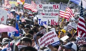 ΗΠΑ: «Πογκρόμ» συλλήψεων παράτυπων μεταναστών