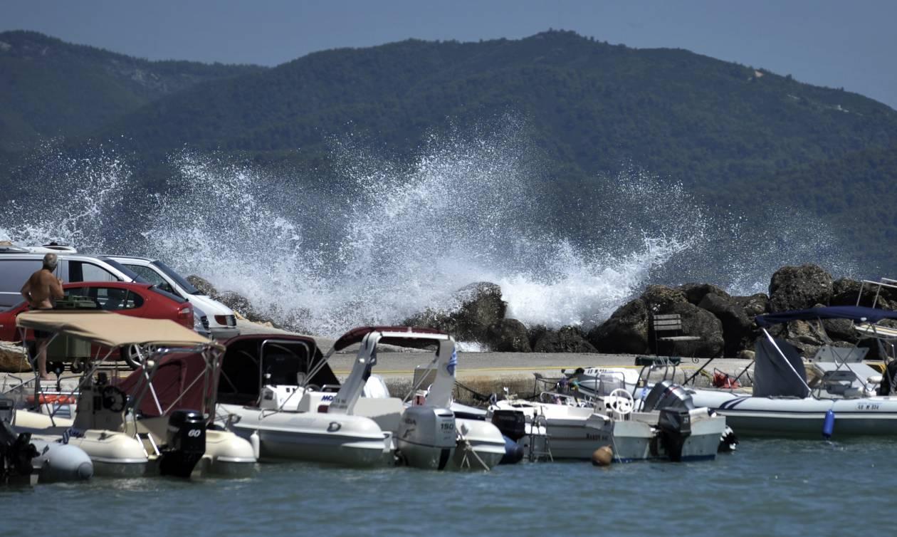Εφιαλτικό: Αν χτυπήσει τσουνάμι την Ελλάδα θα...