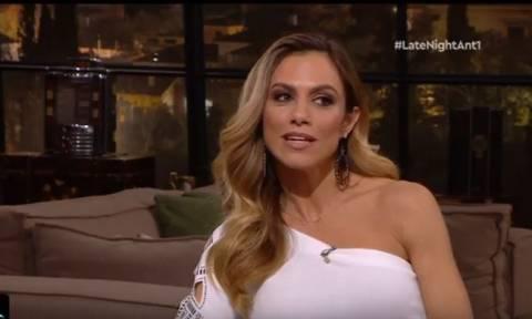 H Ντορέττα Παπαδημητρίου αποκάλυψε πόσο καιρό έχει να κάνει σεξ