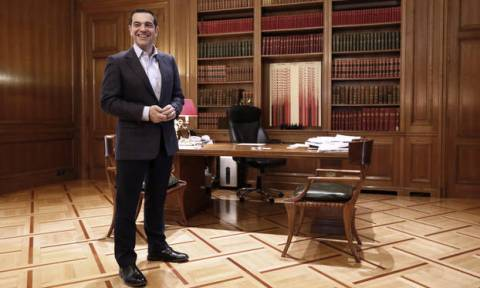 Tsipras: ECB's massive bond-buying program is no longer crucial for Greece