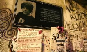 В Греции в годовщину убийства полицейским 15-летнего Алексиса Григоропулоса произошли беспорядки