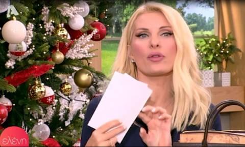 Ελένη: Έδειξε φωτό από το παρελθόν της: «Μόλις είχα γεννήσει τη Λαουρίτσα»!