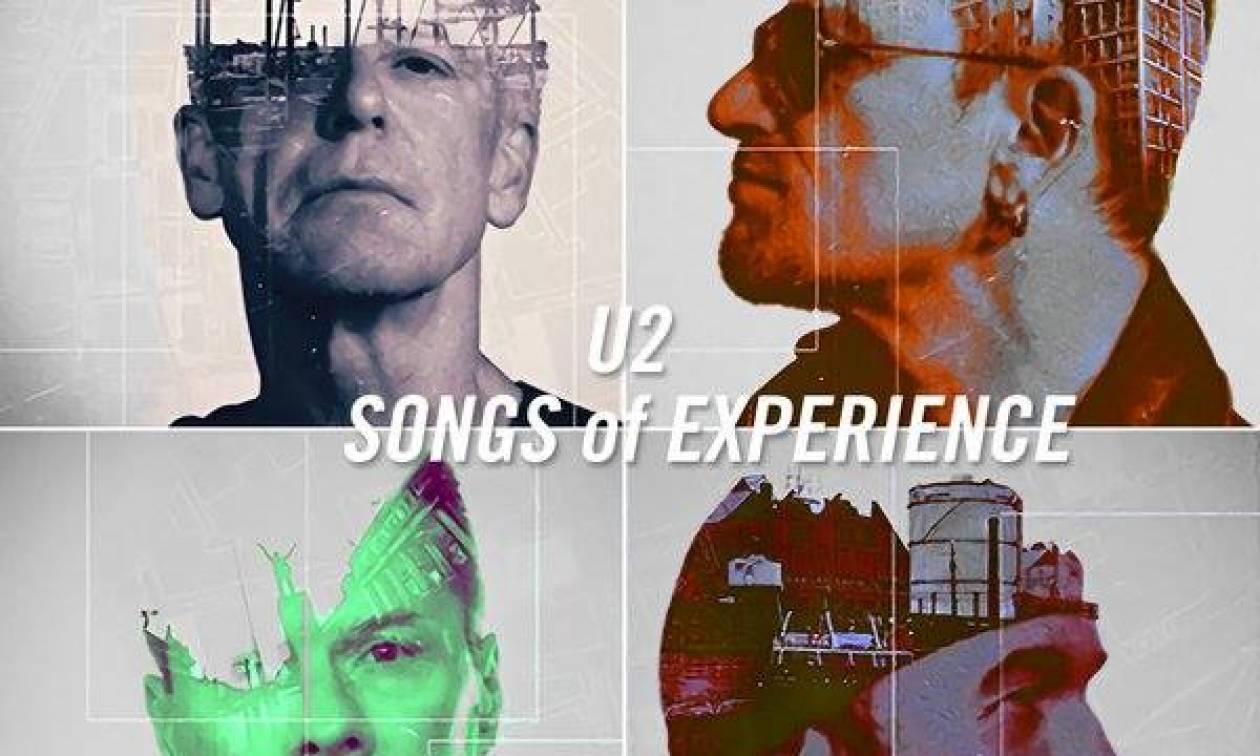 «Songs of Experience»: Το νέο άλμπουμ των U2