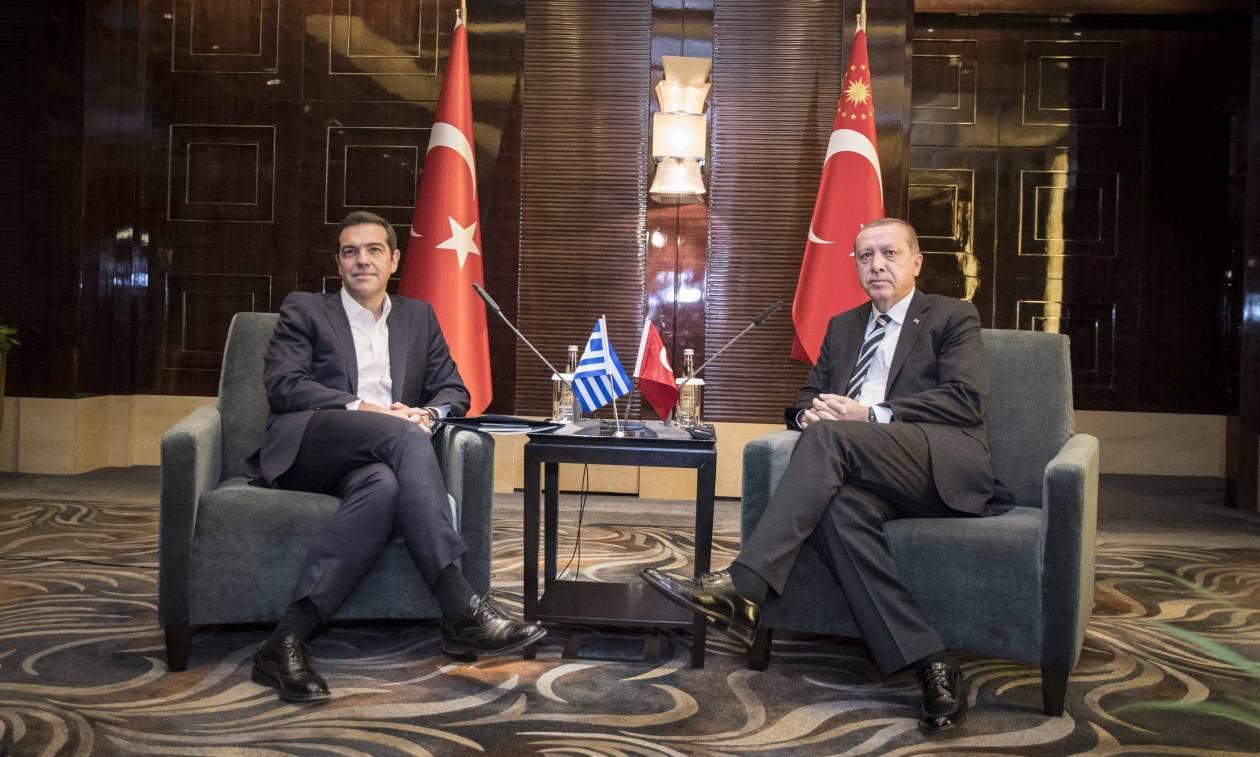 Τσίπρας: Ελλάδα και Τουρκία να δείξουν σεβασμό στο Διεθνές Δίκαιο και τη Συνθήκη της Λωζάνης