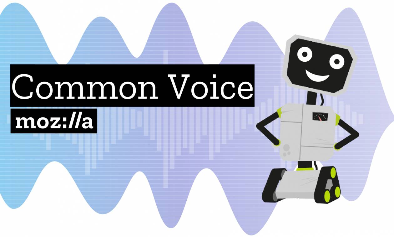 Εκατοντάδες χιλιάδες δείγματα φωνής έχει συγκεντρώσει το έργο Common Voice του Mozilla
