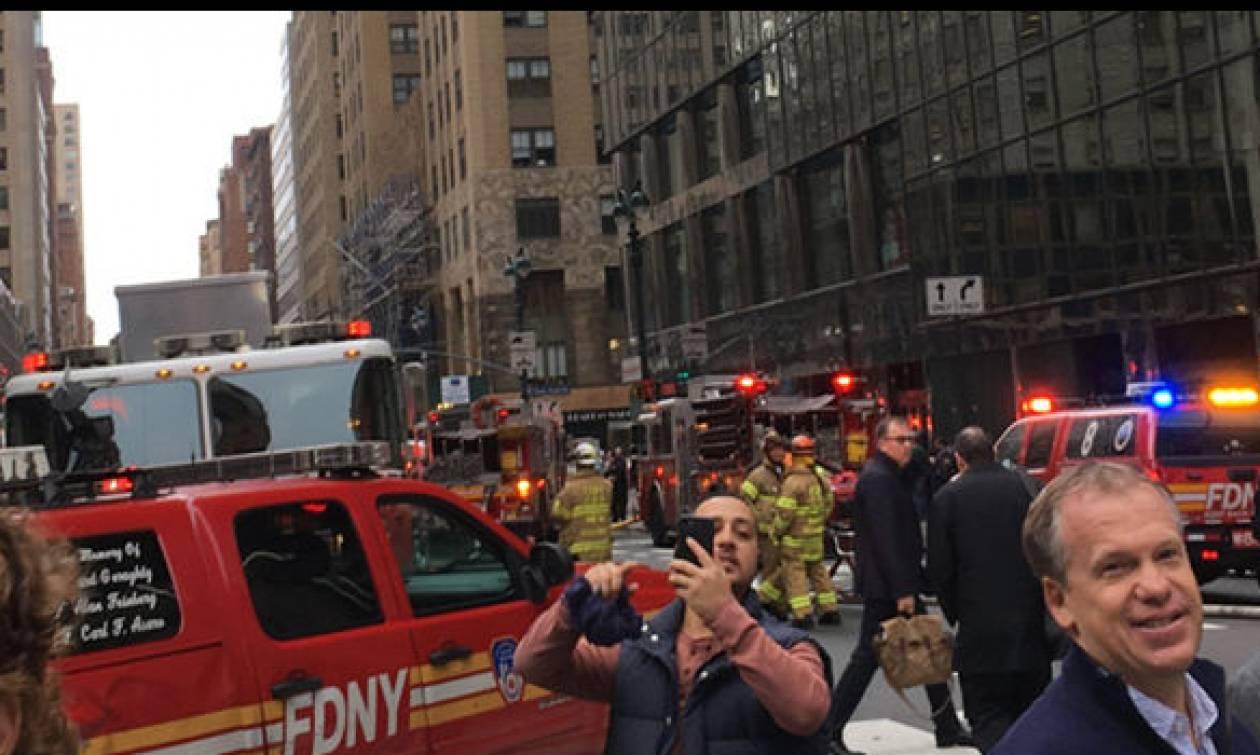 ΗΠΑ: Εκκενώθηκε ο τερματικός σταθμός Grand Central στο Μανχάταν (pics)