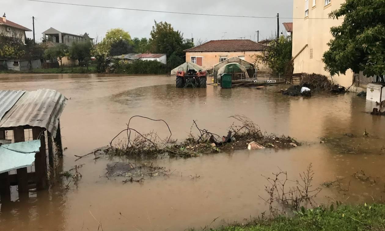 Έκτακτη ενίσχυση στους Δήμους Αγρινίου, Μεσολογγίου, Κόνιτσας και Πρέβεζας