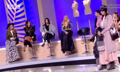 My style rocks: Η σκληρή κριτική στη Ραμόνα, τα μούτρα και η αντίδραση της Λεοντίτση