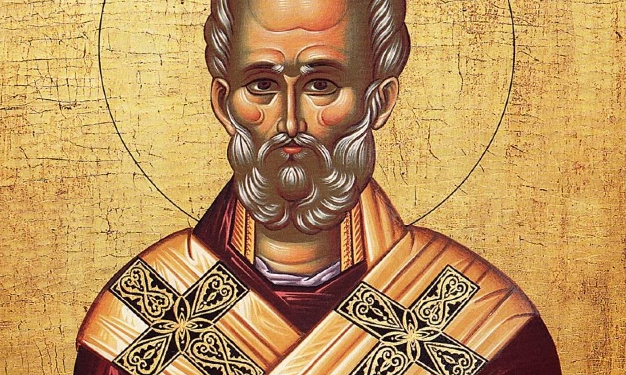 Αυτή ήταν η μορφή του Αγίου Νικολάου εν ζωή! (photo)