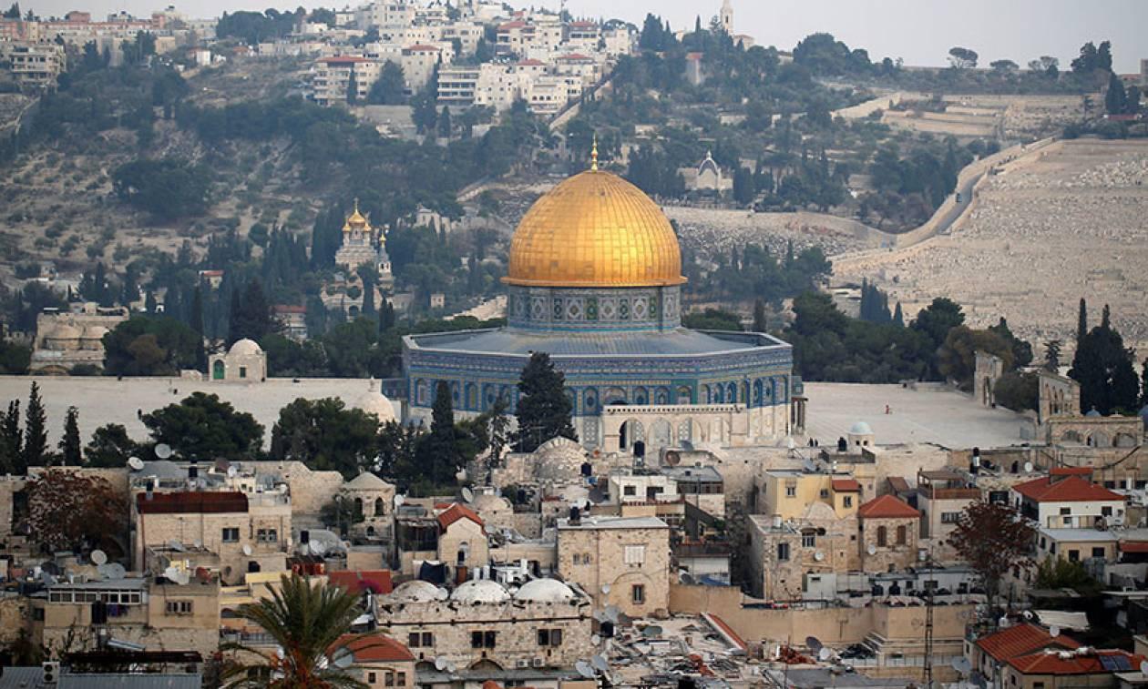 Παγκόσμιες αντιδράσεις από την απόφαση Τραμπ να αναγνωρίσει την Ιερουσαλήμ πρωτεύουσα του Ισραήλ