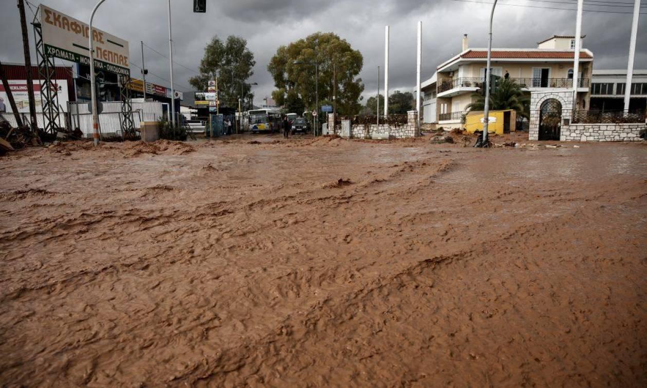 Πλημμύρες Αττική: Ξεκινά η κατάθεση αιτήσεων για τις επιχειρήσεις που επλήγησαν από τη θεομηνία