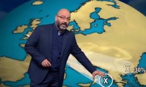 Ο Σάκης Αρναούτογλου προειδοποιεί: Τι καιρό θα κάνει το Δεκέμβριο; Αναλυτικοί χάρτες