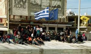 Χίος: 230 πρόσφυγες και μετανάστες από ευάλωτες ομάδες ταξιδεύουν για Πειραιά